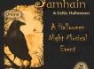 Samhain A Celtic Halloween  – Online October 31